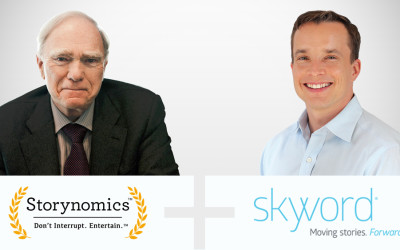 Robert McKee and Skyword Join Forces to Bring Story to Content Marketing