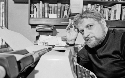 What Did Paddy Chayefsky Hang on His Wall?