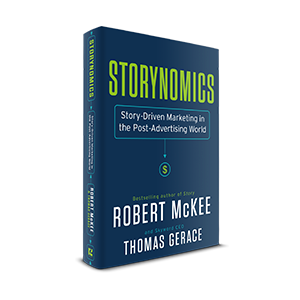 STORYNOMICS Book Cover