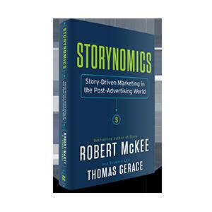 STORYNOMICS Book Cover