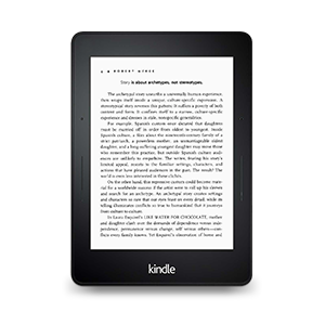 STORY on Amazon's Kindle